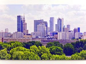 Fotoobraz z naszych zdjęć Warszawy