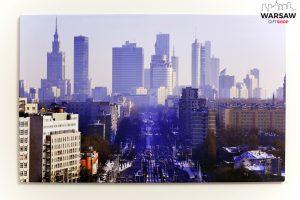 Sen o Warszawie fotoobraz ze Zdjęciem Roku
