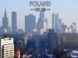 Sen o Warszawie fotoobraz na płótnie