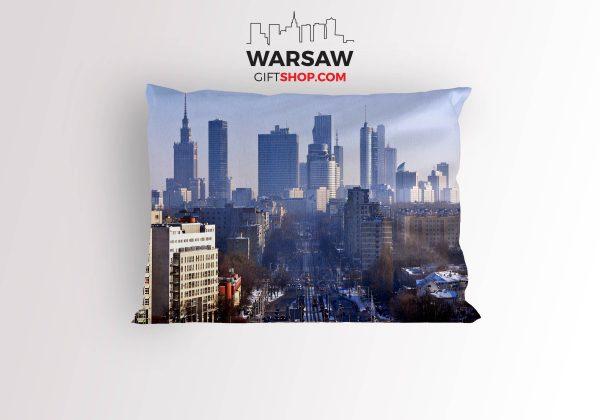 Sen o Warszawie - poduszka dekoracyjna WarsawGiftShop.com