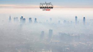 Tajemnicza Warszawa fotoobraz WARSAW GIFT SHOP