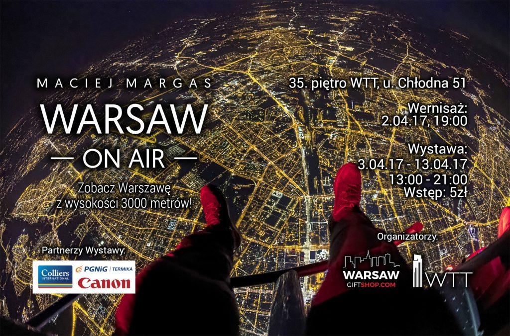 wystawa warsaw on air