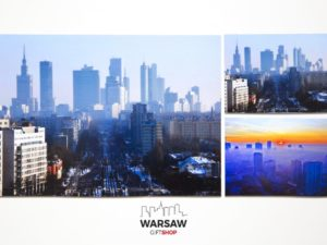 Sen o Warszawie magnes XXL WarsawGiftShop
