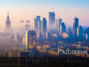 KALENDARZ  POLAND ON AIR