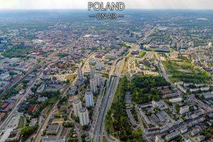 Katowice ON AIR! Fotoobraz z kolekcji POLAND ON AIR!