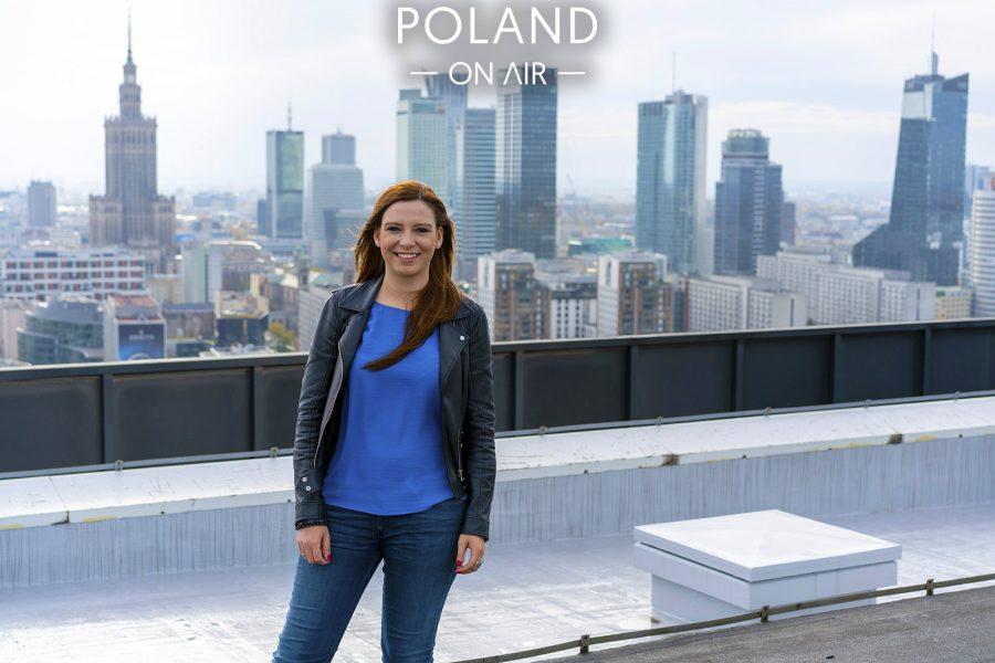 Poland On Air w reportażu Metropole Warschau telewizji ARTE (2)