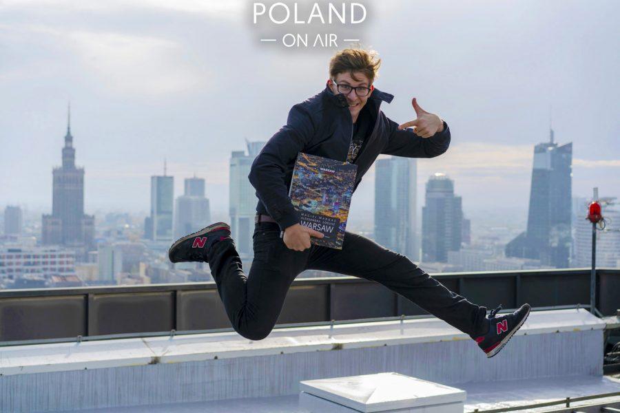 Poland On Air w reportażu Metropole Warschau telewizji ARTE (8)