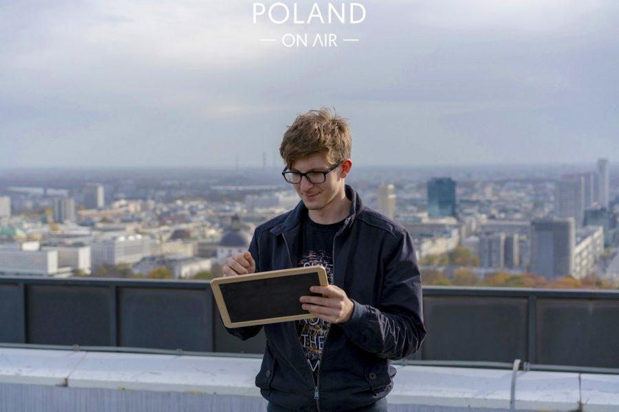 Poland On Air w reportażu Metropole Warschau telewizji ARTE (9)