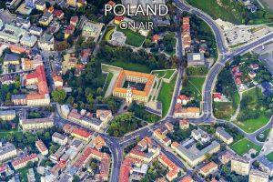 Rzeszów On Air fotoobraz na płótnie z kolekcji POLAND ON AIR