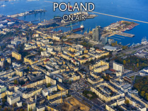 Gdynia ON AIR fotoobraz z kolekcji POLAND ON AIR
