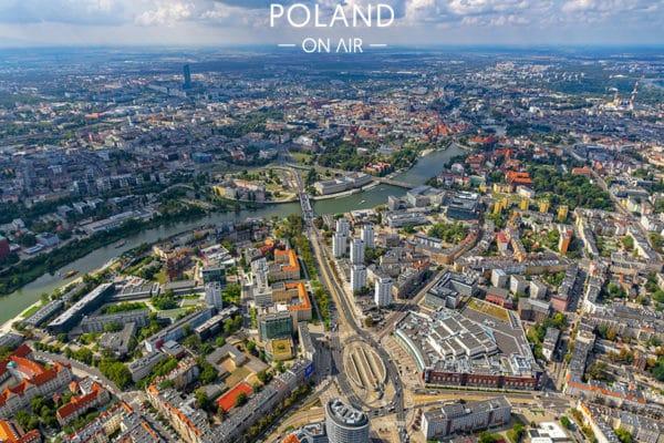 Plac Grunwaldzki we Wrocławiu