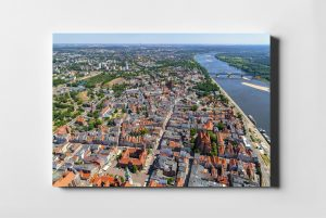 Toruń ON AIR fotoobraz POLAND ON AIR