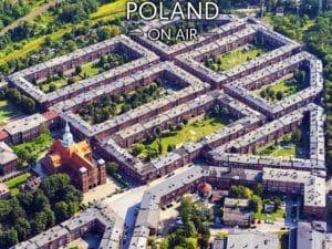 Katowice ON AIR Nikiszowiec z lotu ptaka fotoobraz POLAND ON AIRKatowice ON AIR Nikiszowiec z lotu ptaka fotoobraz POLAND ON AIR