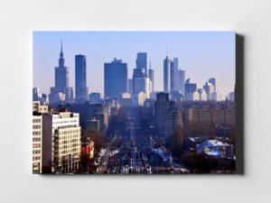 Sen o Warszawie fotoobraz ze Zdjęciem Roku!