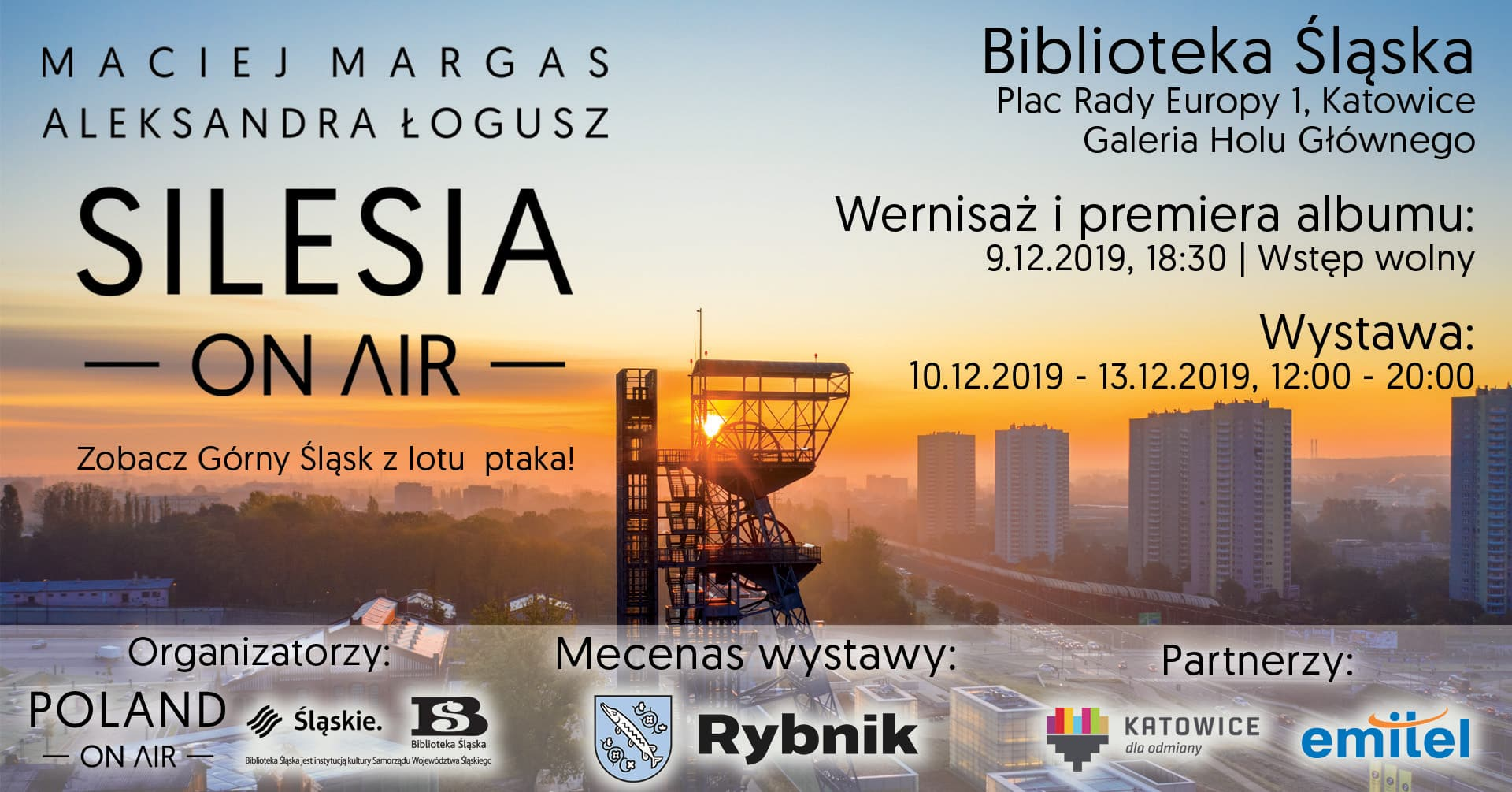 SILESIA ON AIR wystawa