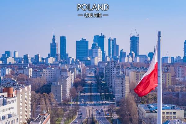 Sen o Warszawie 2020 fotoobraz